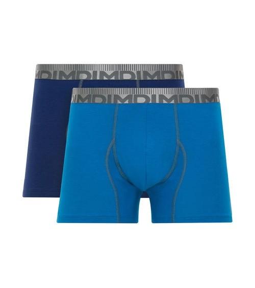 Pack2 DIM Boxers Calzoncillos Algodón 3D FLEX MORPHOTECH