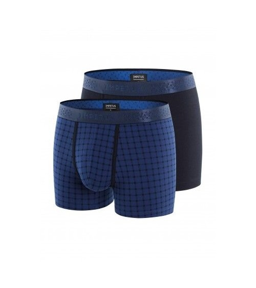 PACK 2 BOXERS IMPETUS COTTON STRETCH CORTONA