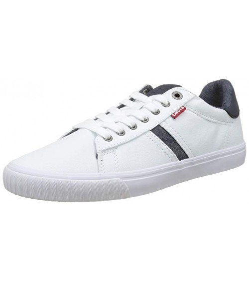 Levis Skinner Chaussures Canvas