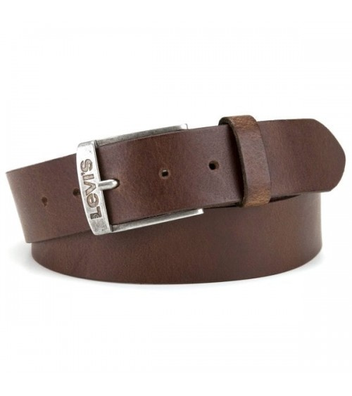 Cinturón de Hombre New Duncan Levis Logo en la Hevilla