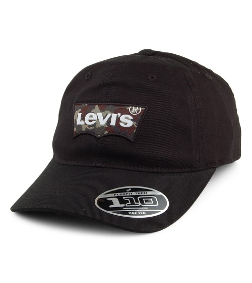 Levi's Men's Baseball Cap BIG BATWING FLEX FIT