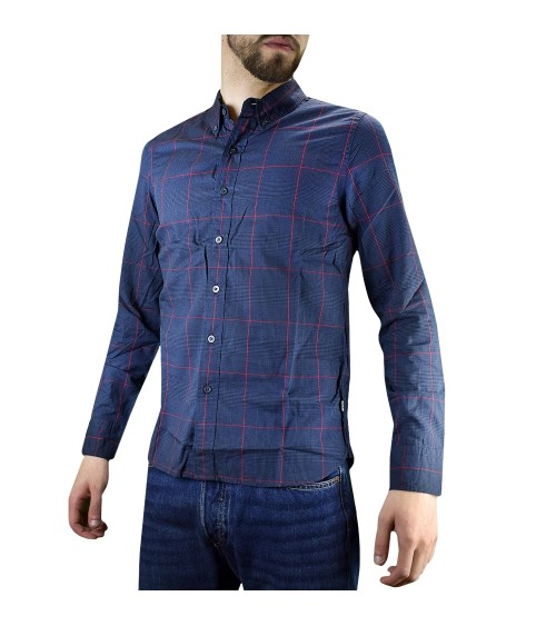 LEVIS WOODCHUCK SKY CAPTAIN SHIRT