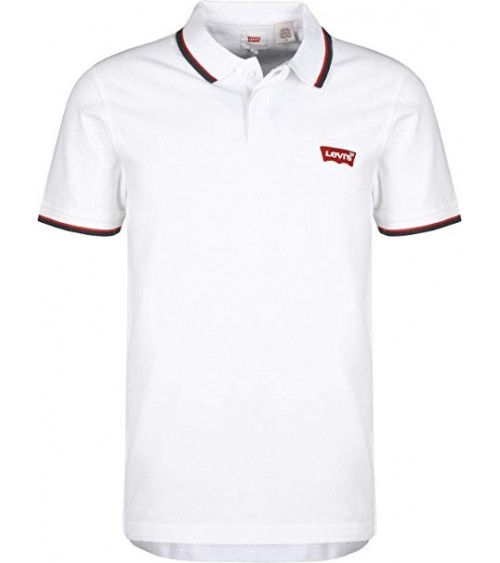 Levis Short Sleeve Modern Logo Polo