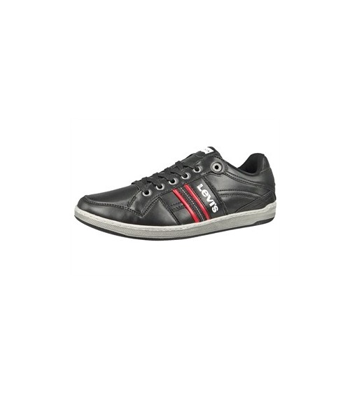 ZAPATILLA LEVIS MODELO PINOLE SNEAKER LOW RED