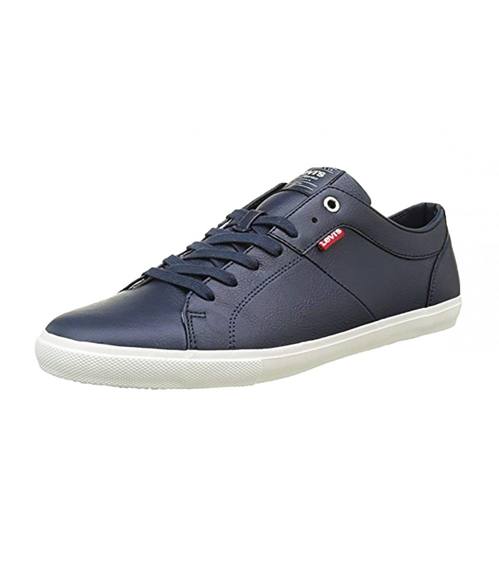 Levi's Mens Leather Shoes Woods II