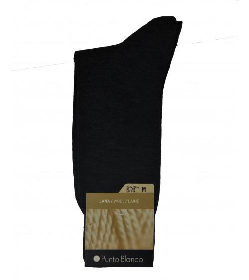 Merino laine chaussettes haute qualité Punto Blanco