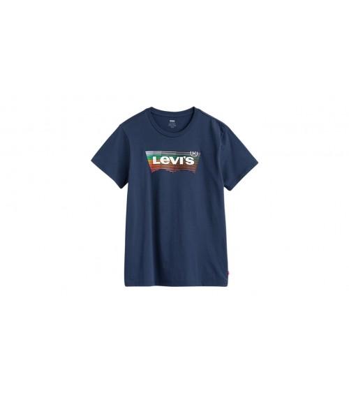 Chemise drôle logo Levis