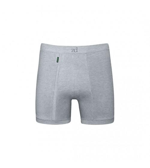 Boxer Homme 100% Coton Sous-vêtements Classique Abanderado Blancs