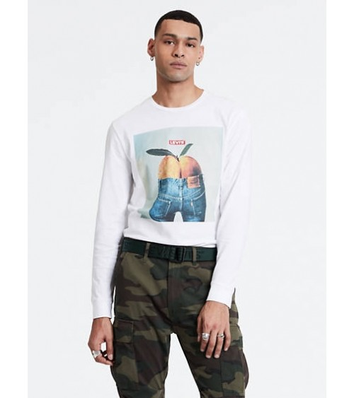 T-shirt sérigraphié Levis