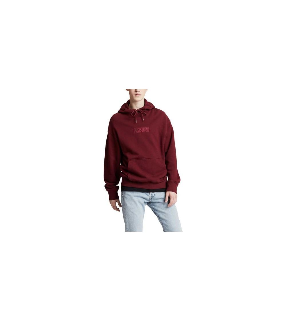 Levis Mens Cotton Sweater hoodie