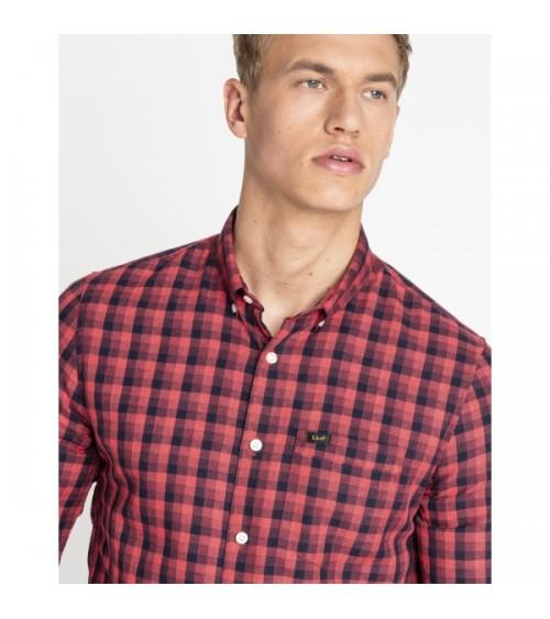 Chemise boutonnée slim Lee