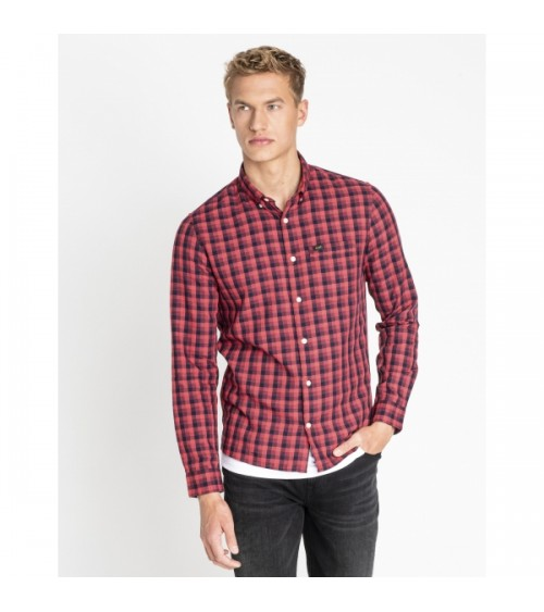 Slim Button Down Shirt Lee
