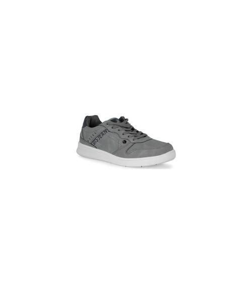 Sneaker de Hombre Lois gris No Pesan Nada