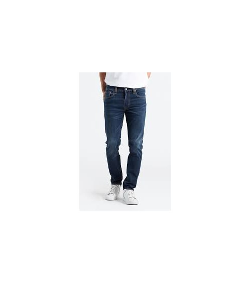 Texan Levis 512 Slim Taper Fit Adriatic Adapt