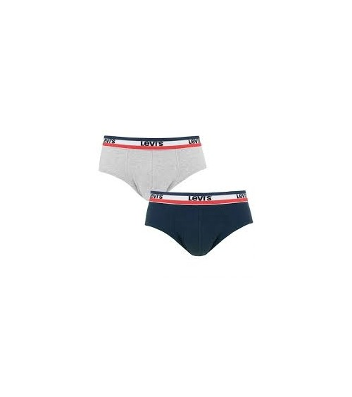 Levi's® Sportswear Logo Brief Pack 2
