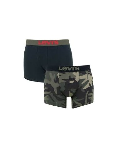 Calzoncillos Levis Pack 2 Boxers Optical Zigzag