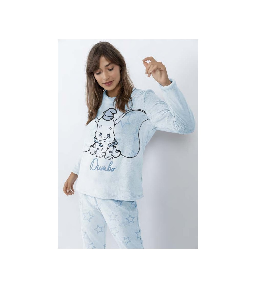 PIJAMA DISNEY MANGA LARGA MICKEY MOUSE