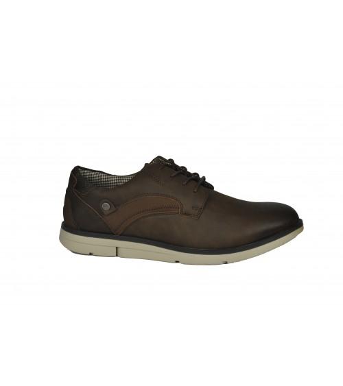 Zapatos de Hombre Lois marrón Muy cómodos