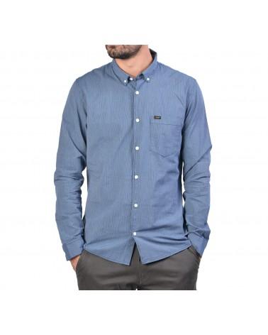 Camisa Lee de rayas slim fit con botones
