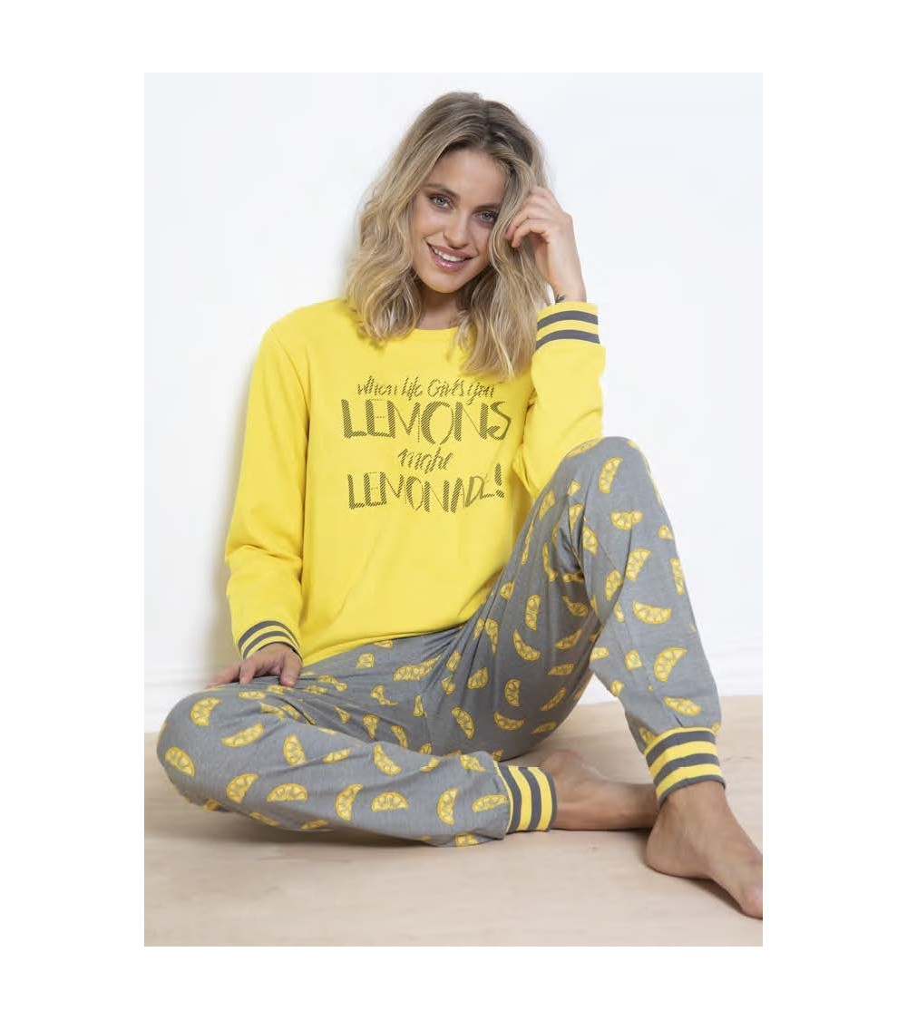 "Women Velvet Winter Pyjamas ""DREAMER IN THE CLOUDS"""