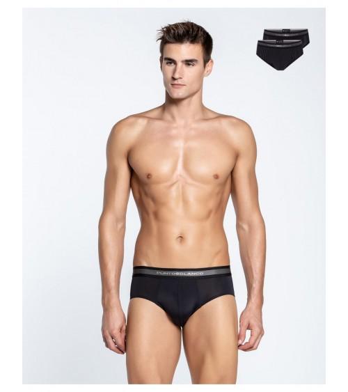 Sous-vêtements Punto Blanco pack de 2 slips SUPREME
