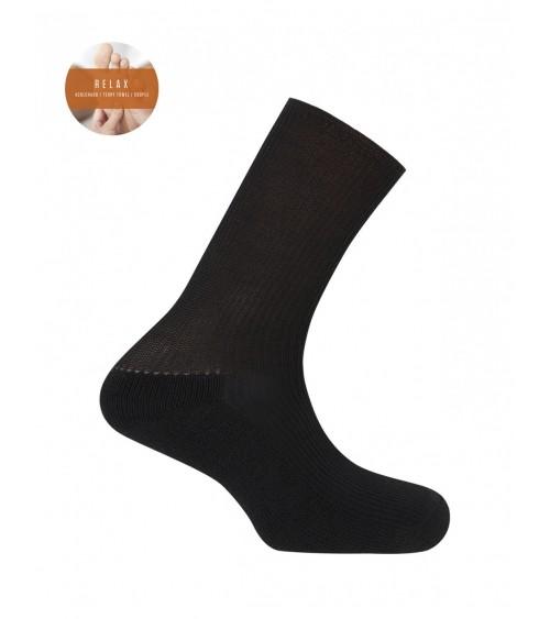 RELAX chaussettes de laine Punto Blanco
