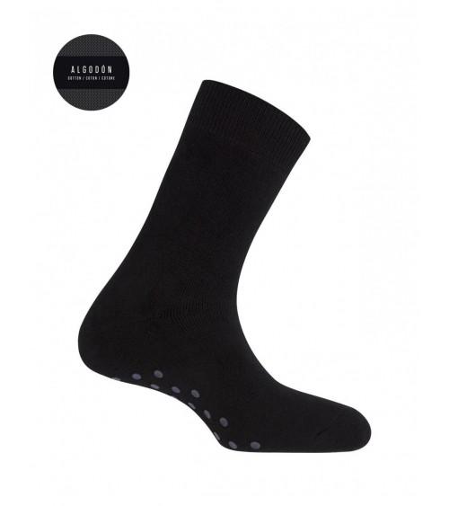 Calcetines Unisex Antideslizantes Punto Blanco Perfectos para andar descalzos