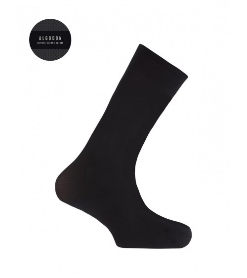 Men's Socks PUNTO BLANCO Manager Business Cotton Sock One Size Black
