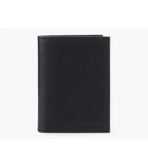 Levi's Men's Leather Wallet SF CAL BI-FOLD