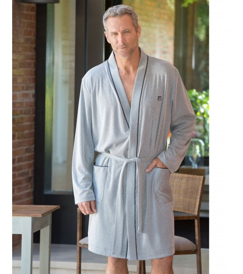 MASSANA Summer Men's Robe