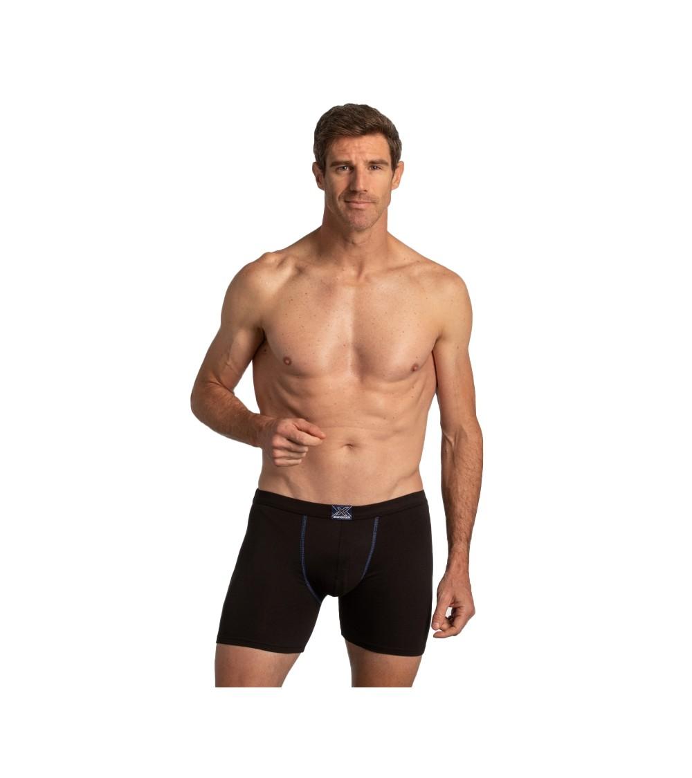 Mens Long Boxer Underwear ABANDERADO ADVANCED