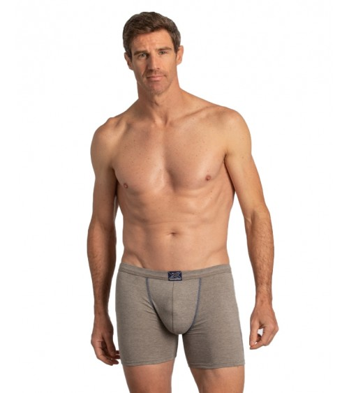 Mens Long Boxer Underwear ABANDERADO ADVANCED