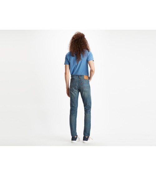 Tejano Levis 512 Slim Taper Cioccolato Cool