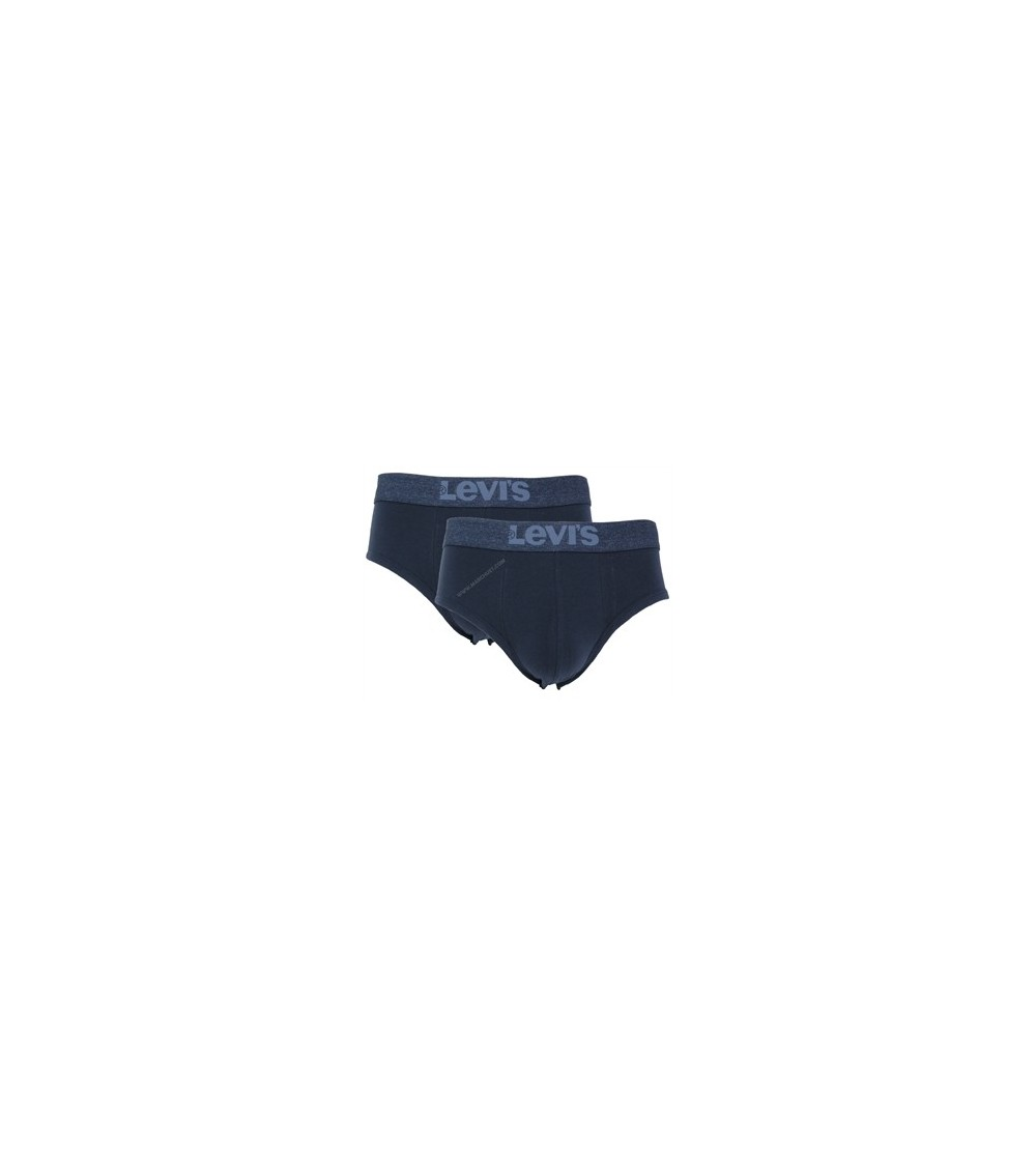 PACK 2 SLIPS LEVI'S LISOS 200 SF (jet black)