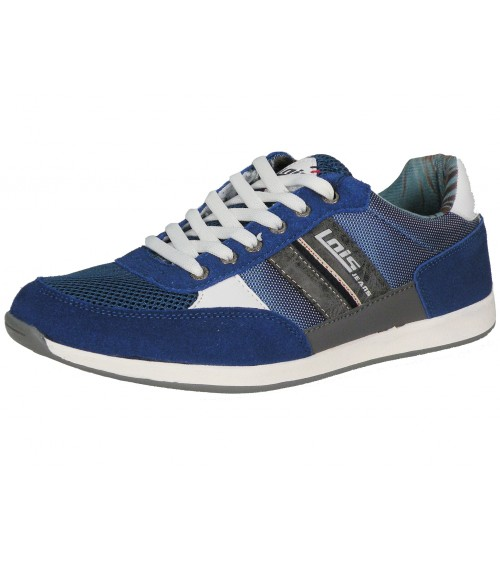 LOIS Casual Mens Shoes BLUE JEANS