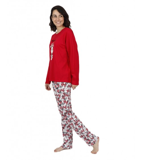 PIJAMA DONA DISNEY MINNIE LINED