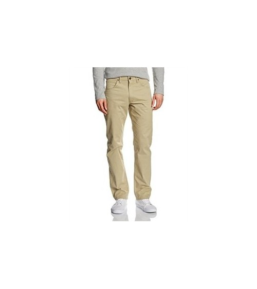 Lee Jeans BROOKLYN STRAIGHT BEIGE
