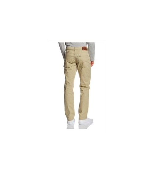 PANTALON LEE BEIGE LONETA BROOKLYN STRAIGHT