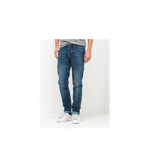 Mens Lee Jeans ARVIN STONE USED REG FIT TAPERED LEG
