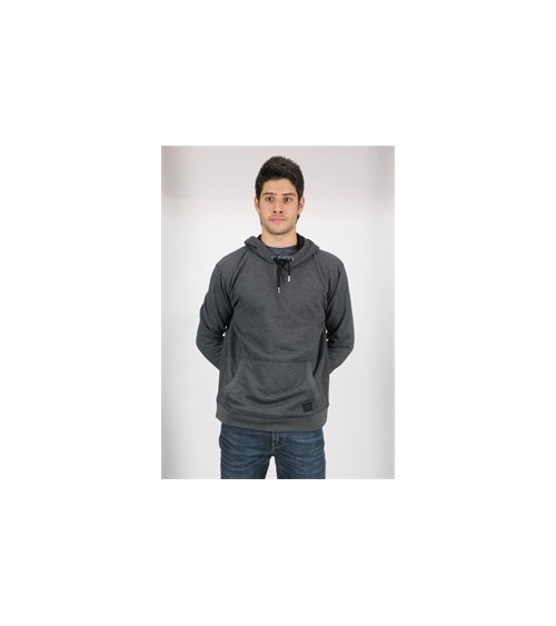 LEE Mens Hoodie Cotton Grey
