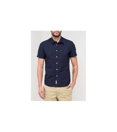 Lee Shirt 100% Cotton short sleeves SLIM FIT