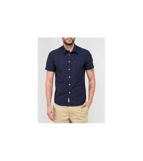 Camisa Lee 100% algodón SLIM FIT
