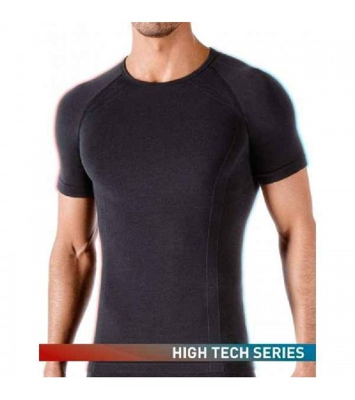 SEAMLESS MEN THERMAL IMPETUS THERMO ACTIVE RUNINNIG SKYING