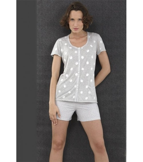 New Women's 2 PC Pajama Sets Short Spring Summer Massana Sleepwear  M L XL XXL