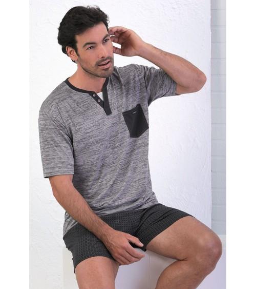 Pijama verano Hombre MASSANA M-3XL