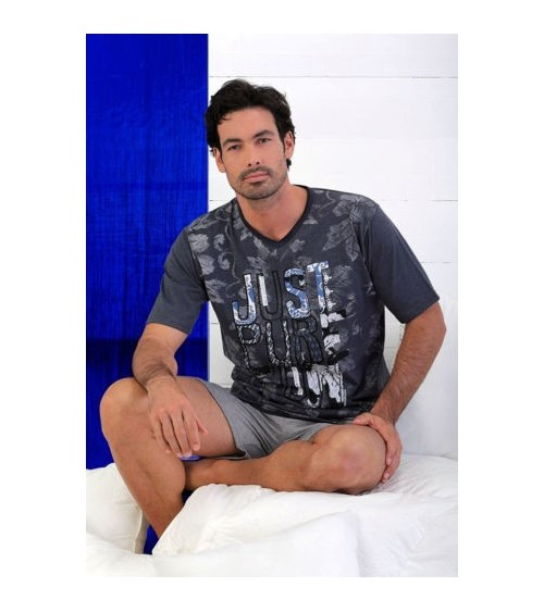 "Mens Top Quality Pyjama Set MASSANA ""PURE FUN"""