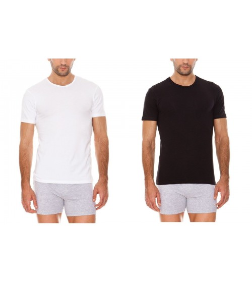 Camiseta Hombre Abanderado Cuello Redondo DRY & COOL Expulsa Humedad