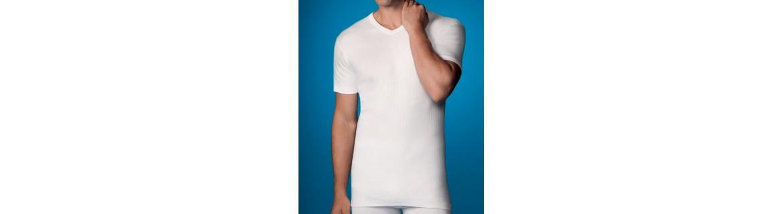 Camisetas interiores de algodón Abanderado Dry & Cool